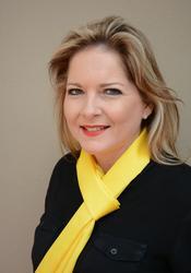 Michelle Roberts, estate agent