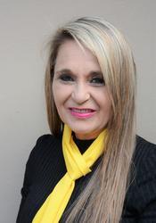 Belinda Steffen, estate agent