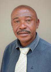 Chris Matseke, estate agent