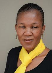 Priscilla Motsepe, estate agent