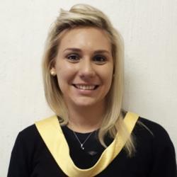 Nicole Denton, estate agent