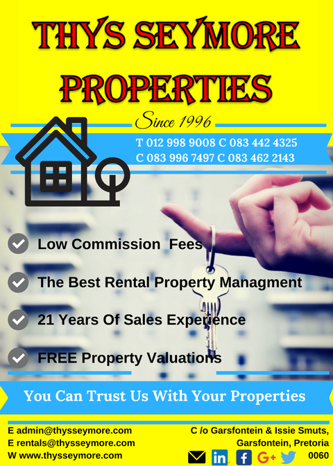 Managing your property at it's best. Since 1996.